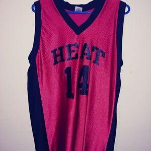Heat!!! Men's jersey
